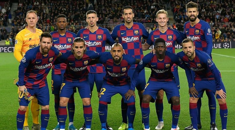 Barcelona players refuse for reduced wages amidst Coronavirus pandemic