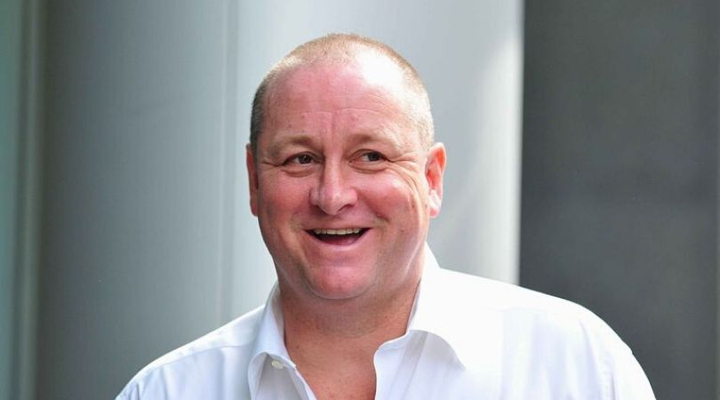 Mike Ashley becomes first owner of Premier League club to stop wages of his staff