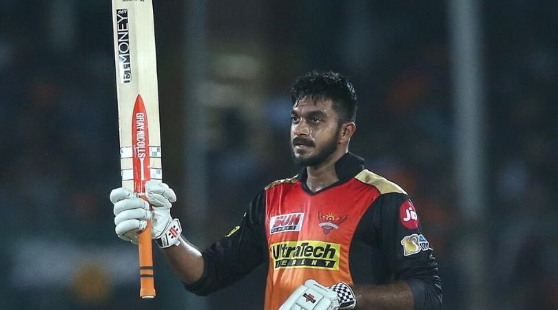 IPL 2020 Latest Updates: SRH's Vijay Shankar hints at 'unpromising things' regarding IPL 2020