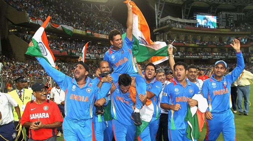 On This Day: India win ICC Cricket World Cup 2011 by defeating Sri Lanka at Wankhede Stadium