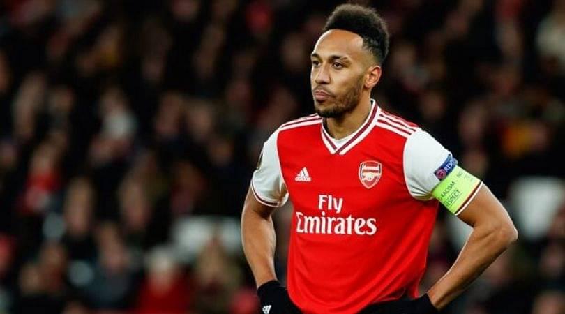 """Hopefully is not gonna take long"": Pierre-Emerick Aubameyang Provides Update On Injury"