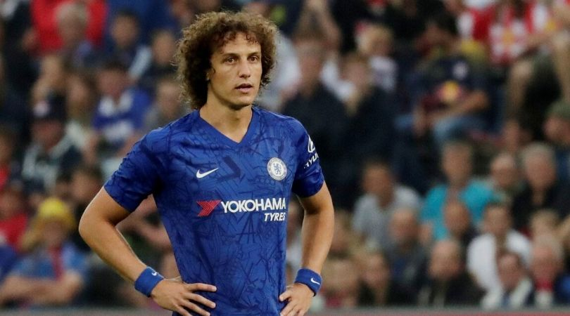 David Luiz admits he had reservations before joining Arsenal on last day of transfer window