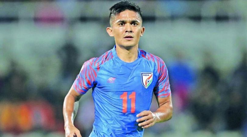India team captain Sunil Chhetri was told he was not good enough in Portugal