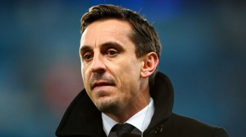 Gary Neville asks for transfer ban on Premier League rivals over controversial decision