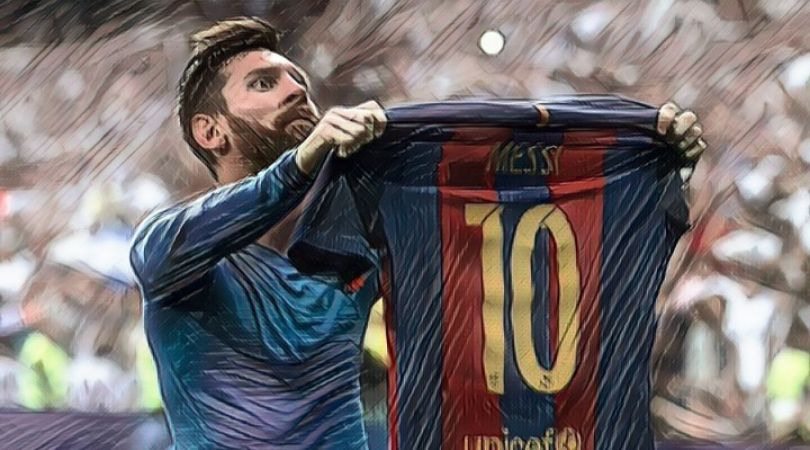On This Day: Lionel Messi scored last second goal against Real Madrid to give them bitter loss