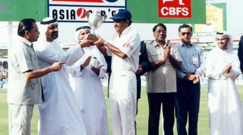 On This Day: India beat Sri Lanka to lift fourth Asia Cup title