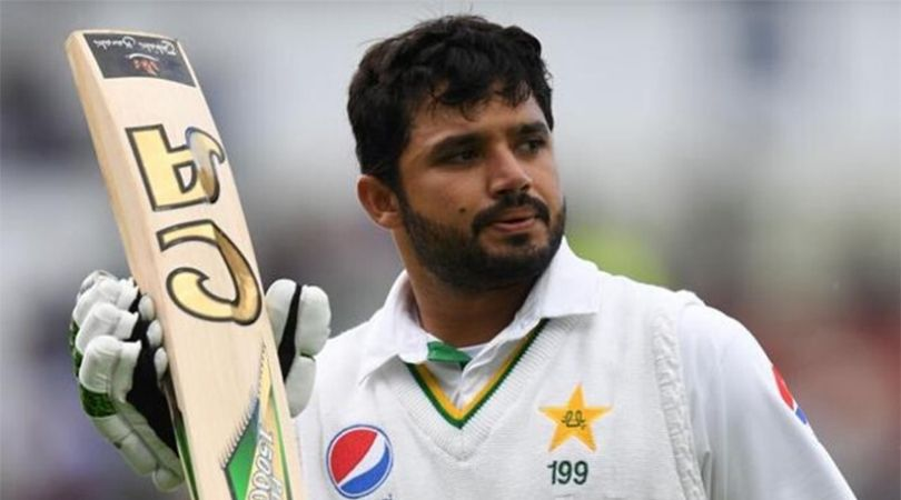 Azhar Ali puts up bat and jersey for auction to raise funds for COVID-19 workers