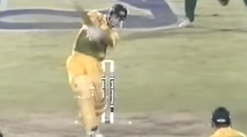 On This Day: Michael Bevan scored maiden ODI century vs South Africa in Centurion