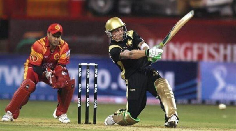 On This Day: Brendon McCullum kick-starts IPL with maiden T20 century vs RCB at Chinnaswamy Stadium