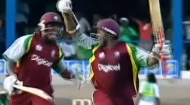 On This Day: Shivnarine Chanderpaul hit 10 runs in two balls off Chaminda Vaas to win thriller vs Sri Lanka