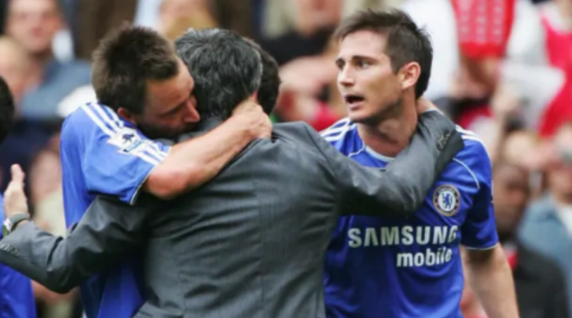 Chelsea players were crying on the floor when Jose Mourinho left in 2007