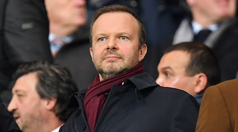 Ed Woodward makes transfer promise to Manchester United fans