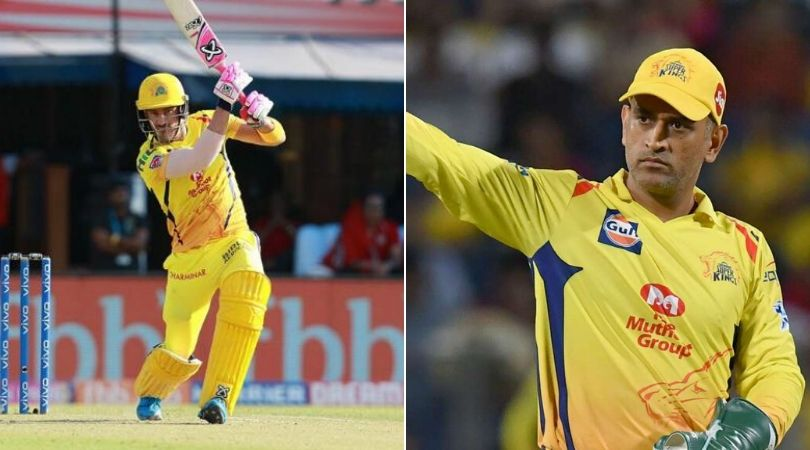 Faf du Plessis dwells upon Chennai Super Kings in MS Dhoni's absence