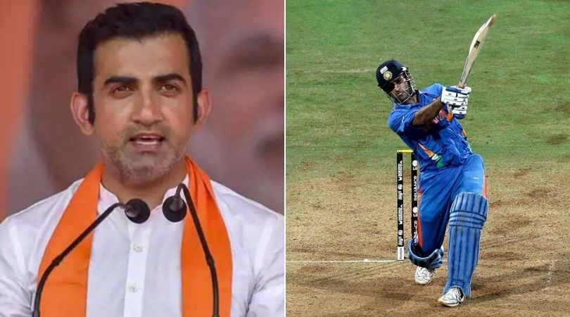Gautam Gambhir's tweet goes viral; takes a dig at ESPNcricinfo for lauding MS Dhoni's 2011 World Cup final six