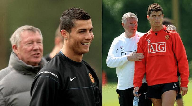 Gary Neville reveals why Sir Alex Ferguson never made Cristiano Ronaldo captain