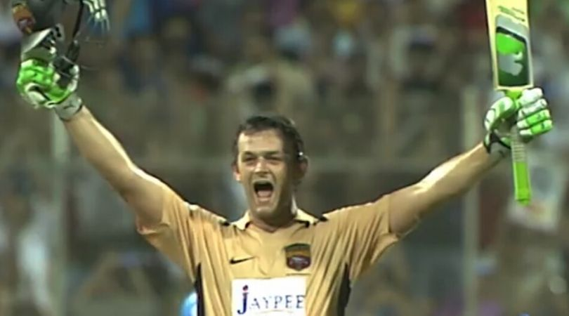 On This Day: Adam Gilchrist scored maiden T20 century vs Mumbai Indians
