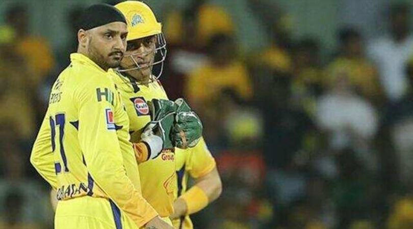Harbhajan Singh passes verdict on MS Dhoni's participation in ICC T20 World Cup 2020