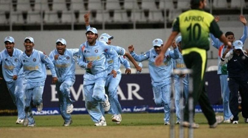 India vs Pakistan Live Telecast and Streaming Channel ICC World Twenty20 2007: When and where to watch IND vs PAK 2007 T20I World Cup match?