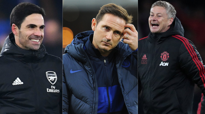 Man Utd and Arsenal could be handed Champions League returns while Chelsea drop to Europa League