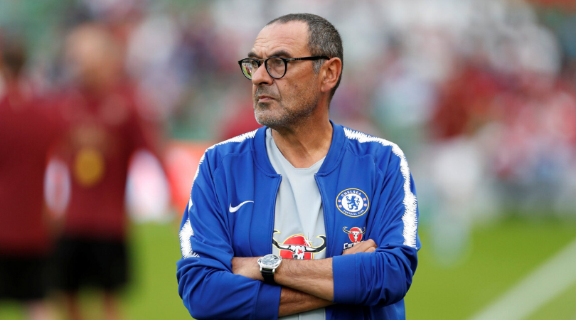 Maurizio Sarri opens up on his conflicted relationship with Chelsea players