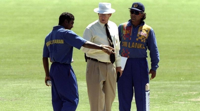 Muttiah Muralitharan no-ball controversy: What really happened when Ross Emerson had called Muralitharan for throwing?