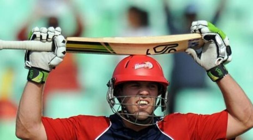 On This Day: AB de Villiers scored maiden T20 century vs CSK in Durban