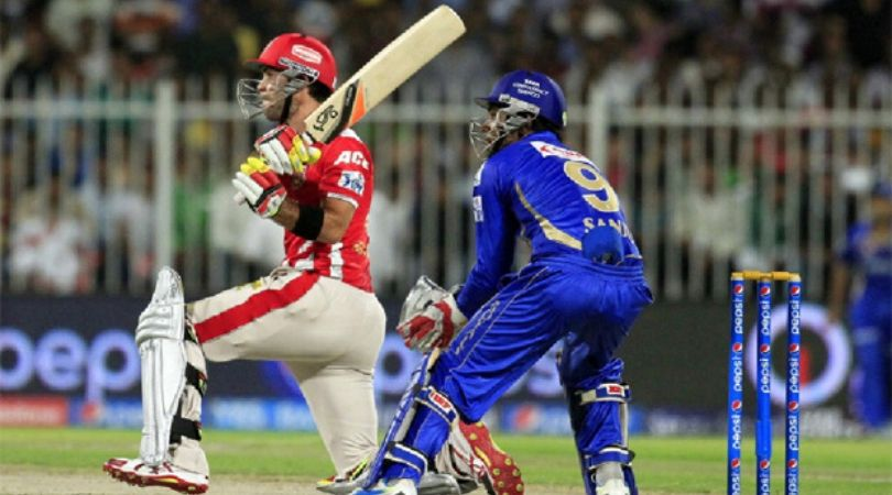 On This Day: Glenn Maxwell's 45-ball 89 powered KXIP to victory vs Rajasthan Royals