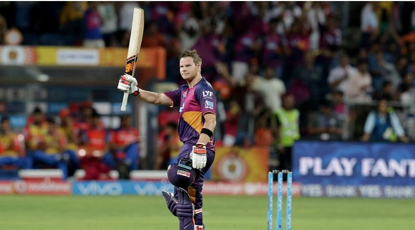 On This Day: Steve Smith scored maiden T20 century vs Gujarat Lions in Pune