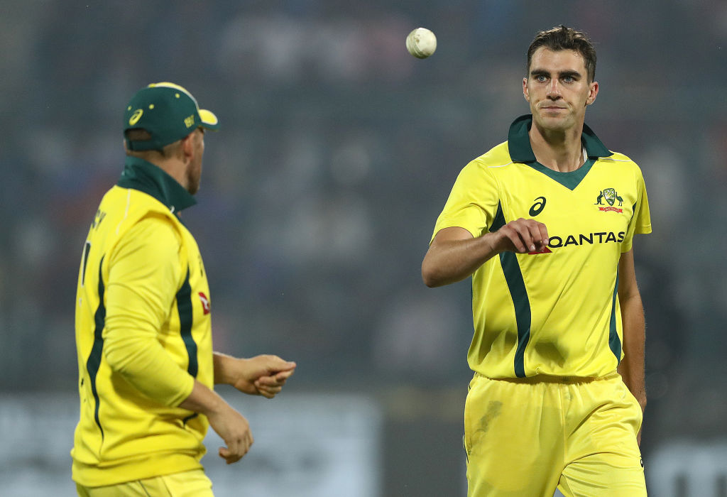 Pat Cummins gives reason behind Australians being less aggressive during India's tour of Australia 2018-19