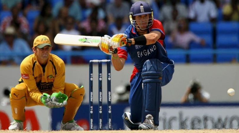 On This Day: Kevin Pietersen scored fourth ODI century vs Australia during ICC Cricket World Cup 2007