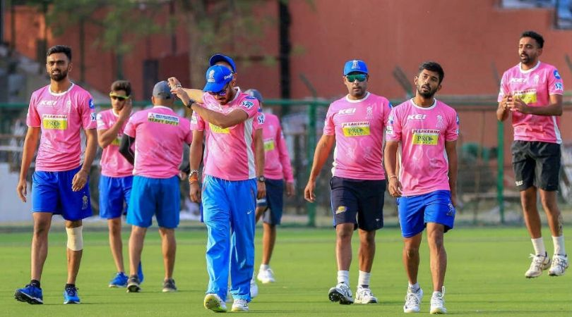 Latest News of IPL 2020: Dishant Yagnik discloses Rajasthan Royals' players are working on fitness schedule ahead of IPL 2020