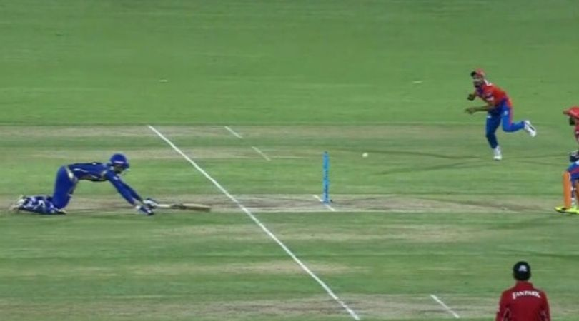 Ravindra Jadeja advises people to stay indoors via sensational run-out video from IPL 2017