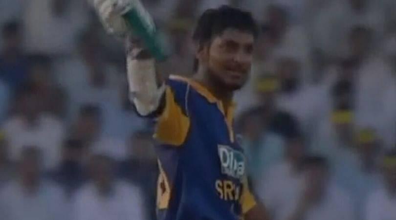 On This Day: Kumar Sangakkara registers maiden ODI century vs Pakistan in Sharjah