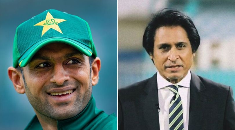 Shoaib Malik slams Ramiz Raja over deleted tweets controversy
