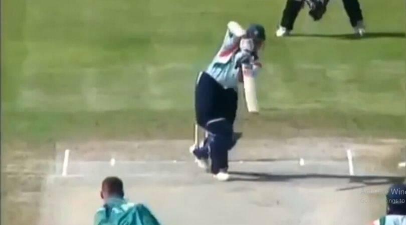 On This Day: Sourav Ganguly scored third ODI century vs New Zealand in Sharjah