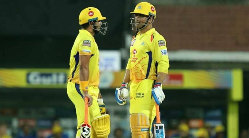 Suresh Raina remembers spending time with MS Dhoni in CSK camp before IPL 2020