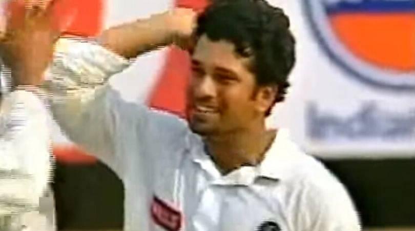 On This Day: Sachin Tendulkar picks his career-best ODI bowling figures vs Australia in Kochi