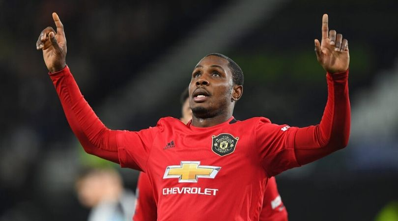Odion Ighalo confirms decision on his Manchester United future