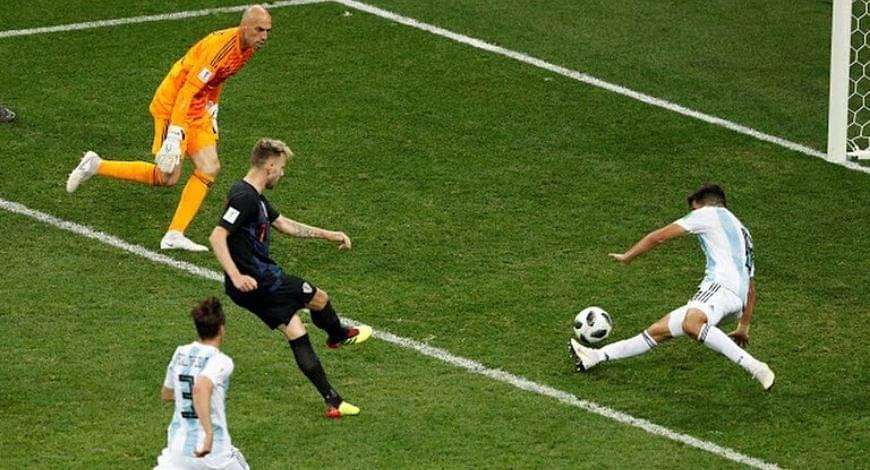Ivan Rakitic upsets Lionel Messi fans with his recent Instagram post recalling World Cup 2018 memory