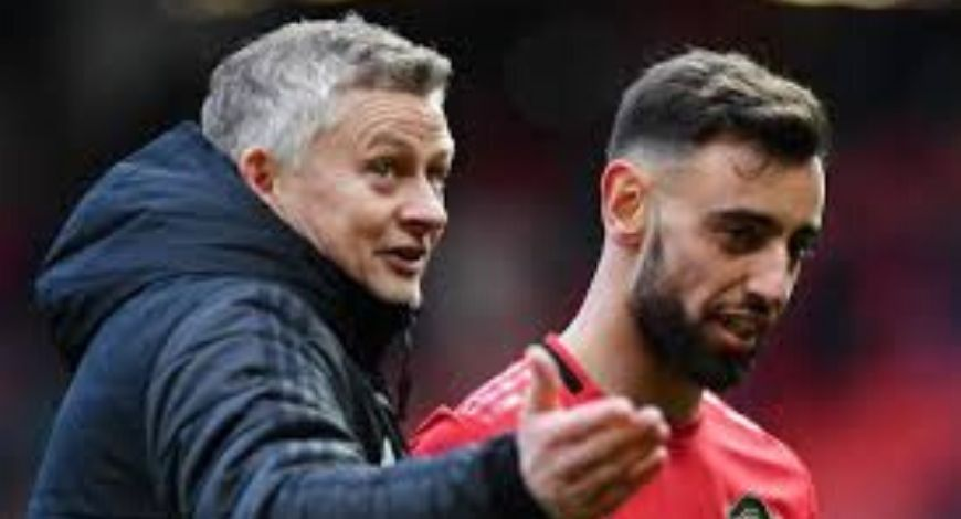 Bruno Fernandes reveals how Ole Solskjaer made him believe Manchester United is only club he should join