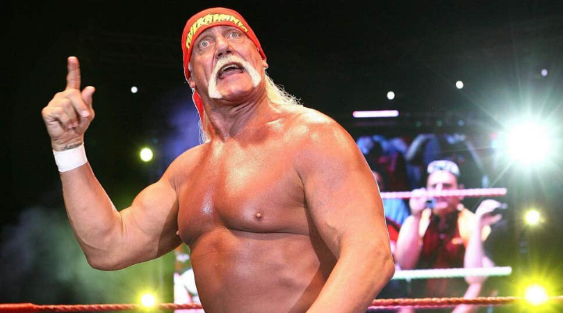 WWE Legend Hulk Hogan calls Coronavirus an act of God and suggests we don't need a vaccination