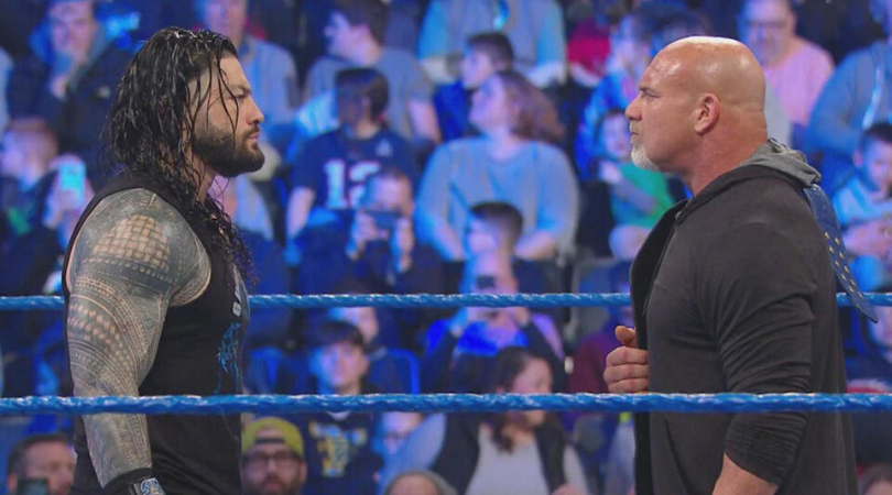 WWE have unique plans for Roman Reigns' Wrestlemania 36 storyline