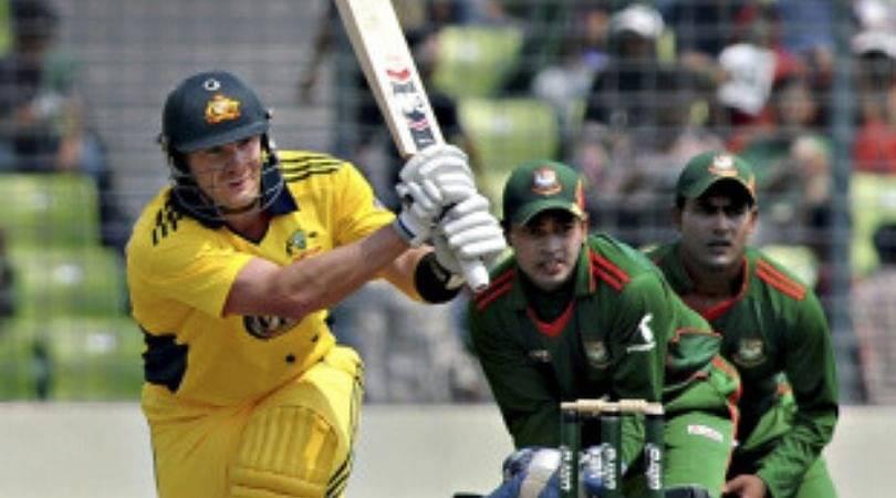 On This Day: Shane Watson scored career-best 185* vs Bangladesh in Dhaka