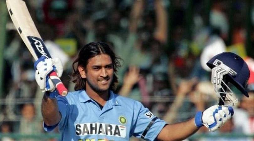 On This Day: MS Dhoni scored maiden ODI century vs Pakistan in Visakhapatnam