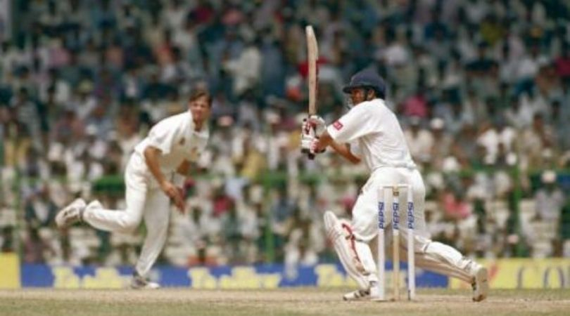On This Day: Sachin Tendulkar scored 13th ODI century vs Australia in Kanpur