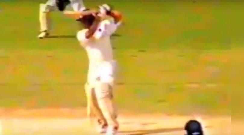 On This Day: Sachin Tendulkar scores maiden ODI century vs Pakistan in Singapore; seventh overall