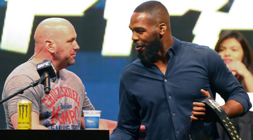 """""""I'd make more in my first boxing match than my next three UFC fights"""" – Jon Jones responds to Dana White's interview"""