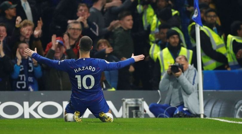 On This Day: 4 years ago Chelsea thrashed Tottenham Hotspur to make Leicester City Premier League Champions