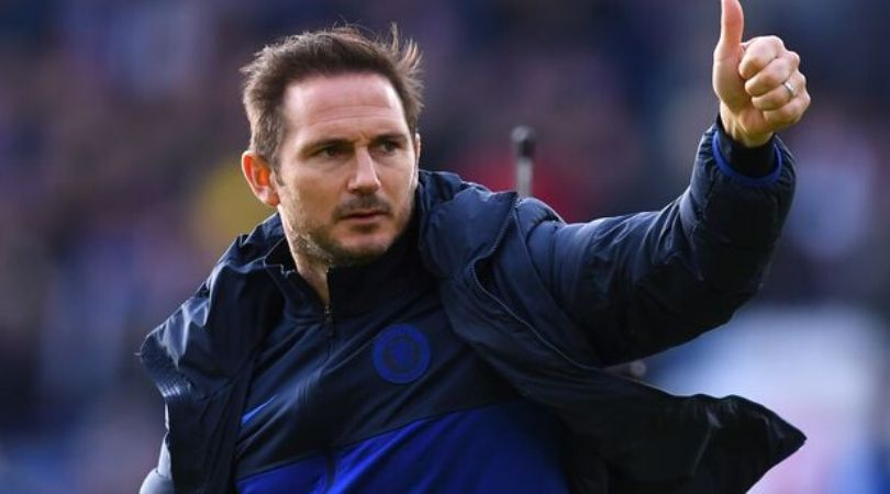 Frank Lampard explains how Premier league season will be resumed