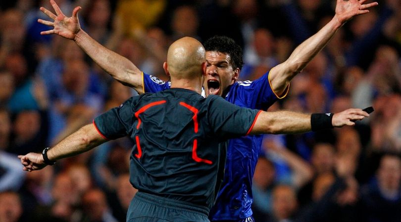 On This Day: In 2009 Chelsea eliminated by Barcelona with set of controversial decisions made by referee Tom Henning Ovrebo